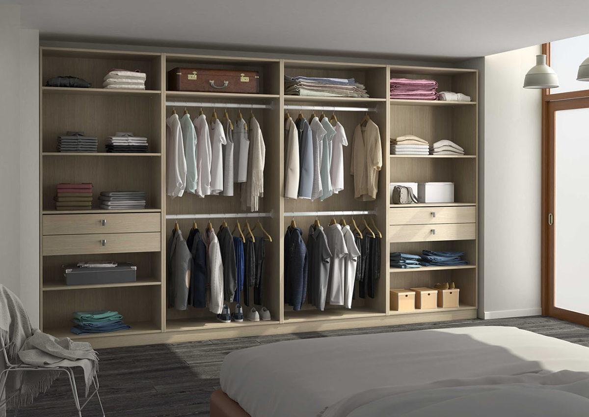 placard dressing je le fais construire sur mesure. Black Bedroom Furniture Sets. Home Design Ideas