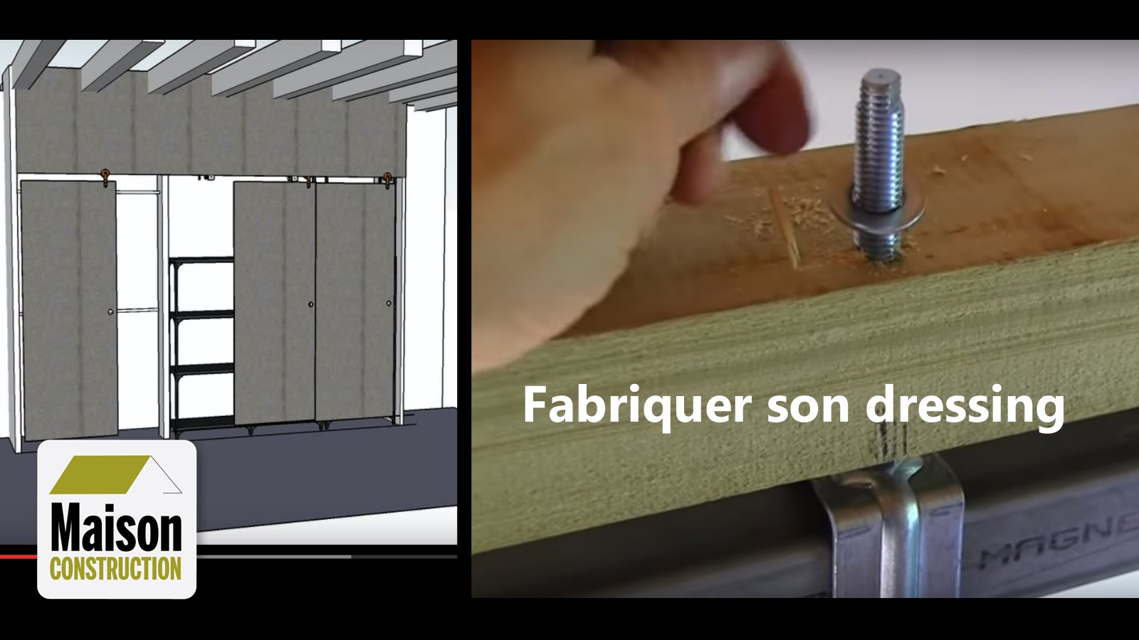 Comment faire son dressing - Fabriquer son dressing ...